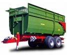 Монолитный прицеп тандем Т700 (18 тонн)